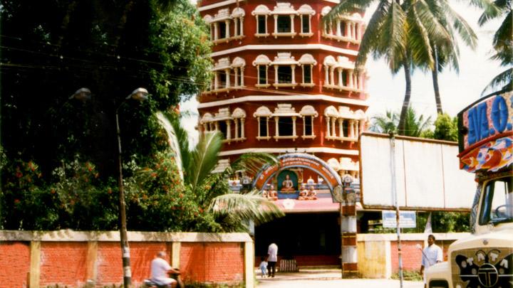 Kaladi - the birthplace of Adi Sankaracharya in Ernakulam