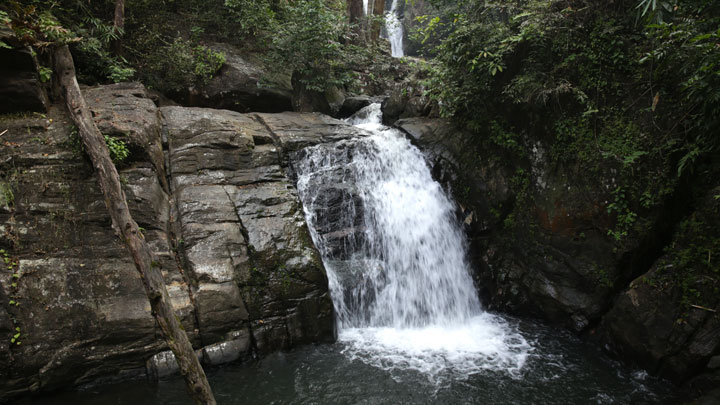 Kalakkayam Waterfalls in Thiruvananthapuram