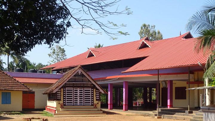 Kalkulathukavu Devi Temple at Changanassery, Kottayam