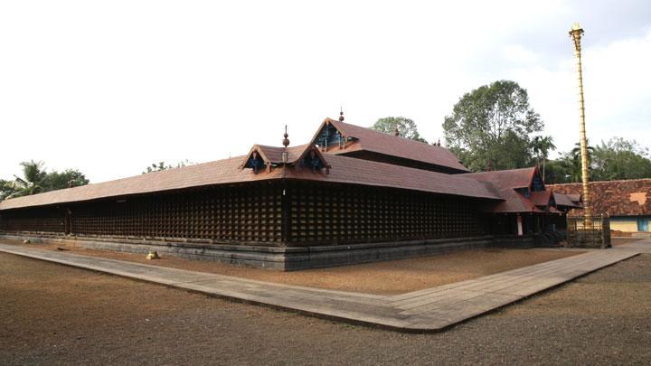 Kaviyoor Mahadeva Temple