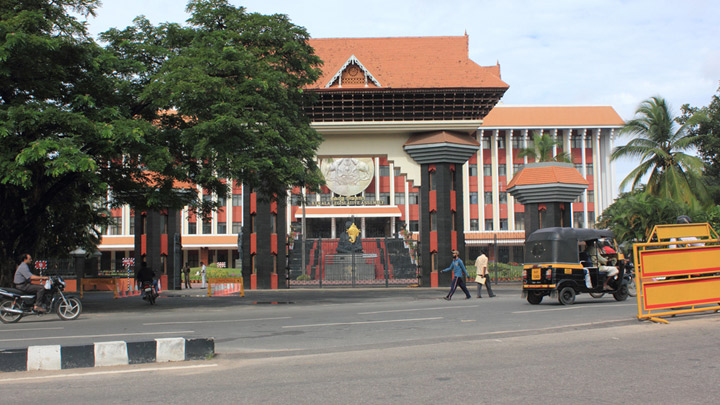 Kerala Legislature Complex in Thiruvananthapuram