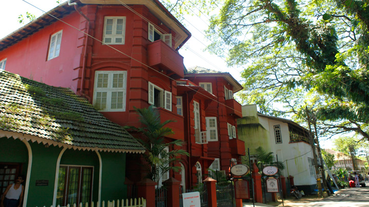 Koder House at Fort Kochi