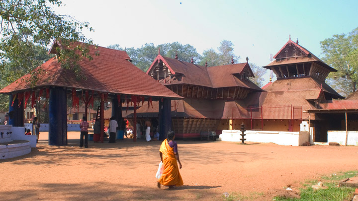 Kodungalloor in Thrissur