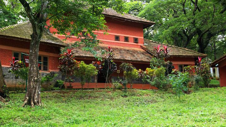 Konni Elephant Training Centre in Pathanamthitta