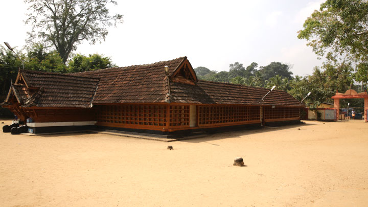 Kulathupuzha Village in Kollam