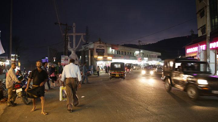 Kumily - the plantation town