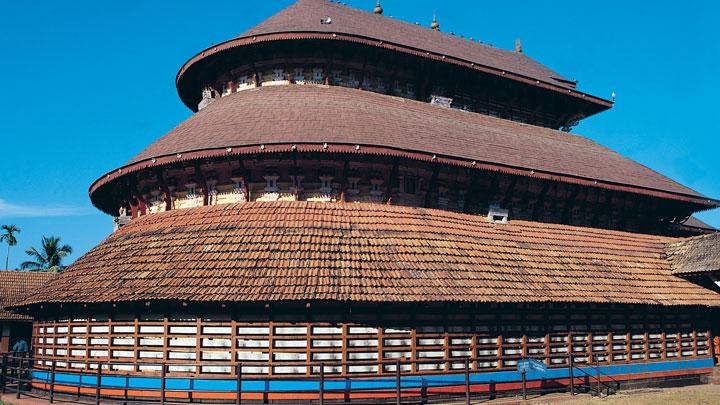 Madhur Temple or Sree Madanantheswara Sidhivinayaka Temple in Kasaragod