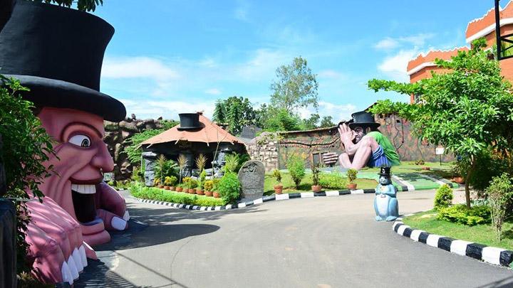 Magic Planet - world's first Magic theme park