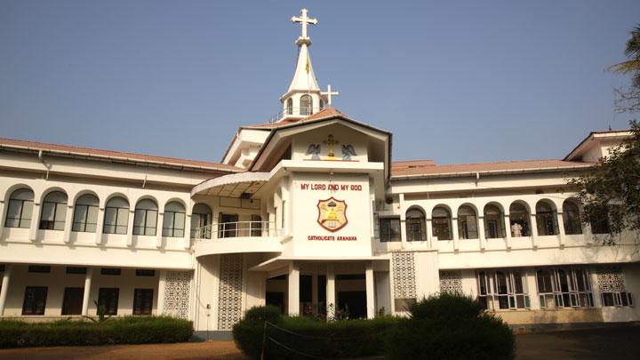 Malankara Orthodox Syrian Church in Kottayam
