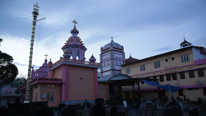 Manjinikkara Dayara Church