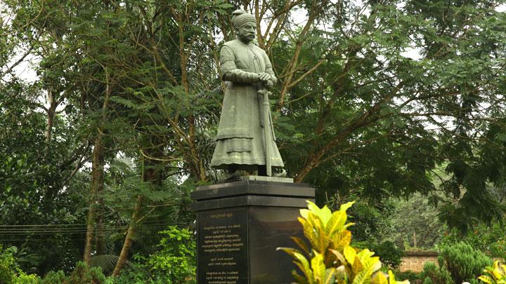 Mannadi - a Historic Place Near Adoor in Pathanamthitta