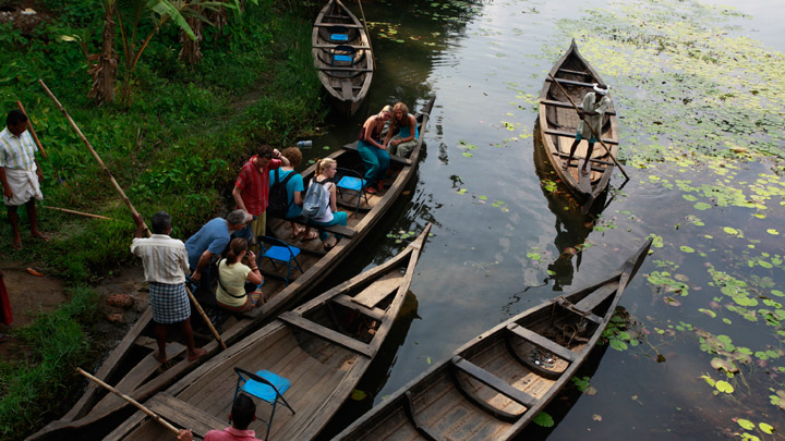 Mannanam - a historic place and an enchanting destination for canal cruise in Kottayam