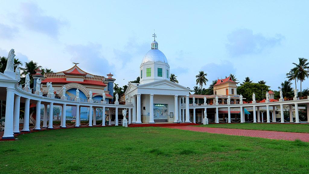 St. Thomas Church at  Kodungalloor, Thrissur