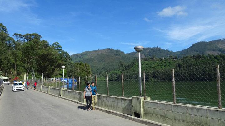 Mattupetty - famous hill town in Munnar, Idukki