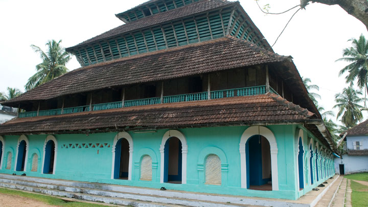 Mishkal Masjid or Mosque at Kuttichira, Kozhikode