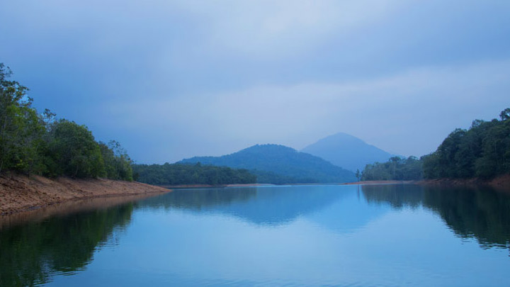 Neyyar Wildlife Sanctuary in Thiruvananthapuram