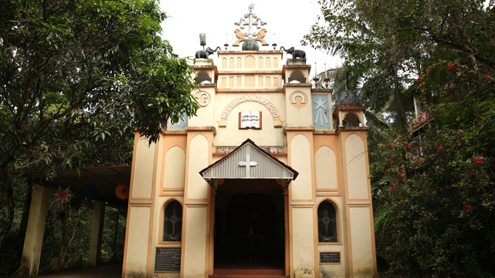 Nilackal Church