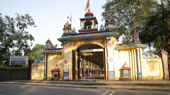 Omallur Rakthakanta Swamy Temple