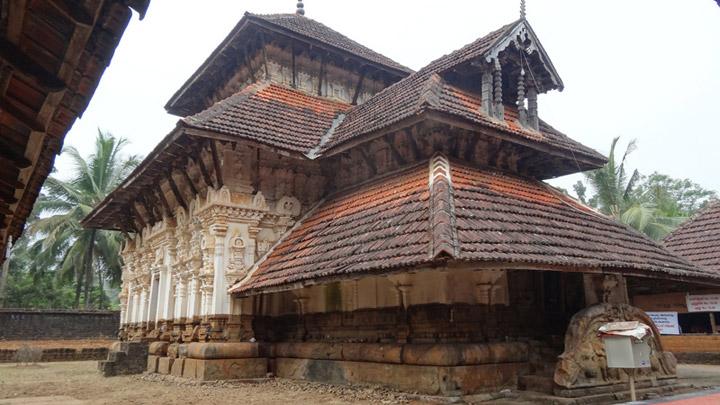 Ongallur Taliyil Shiva Temple, Pattambi, Palakkad