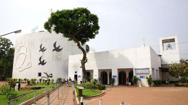 Parumala Church in Pathanamthitta
