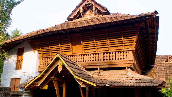 Poonjar Palace and Poonjar dynasty in Kottayam