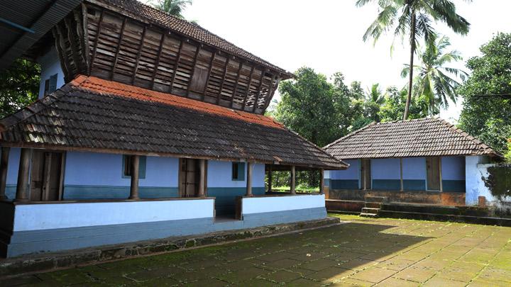 Poonkudil Mana - the ancient mental healthcare centre at Anakkayam, Malappuram