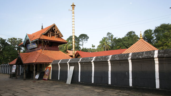 Omallur - famous for the annual cattle fair in Pathanamthitta