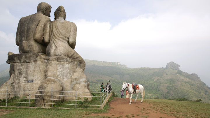 Ramakkalmedu - hill destination in Idukki