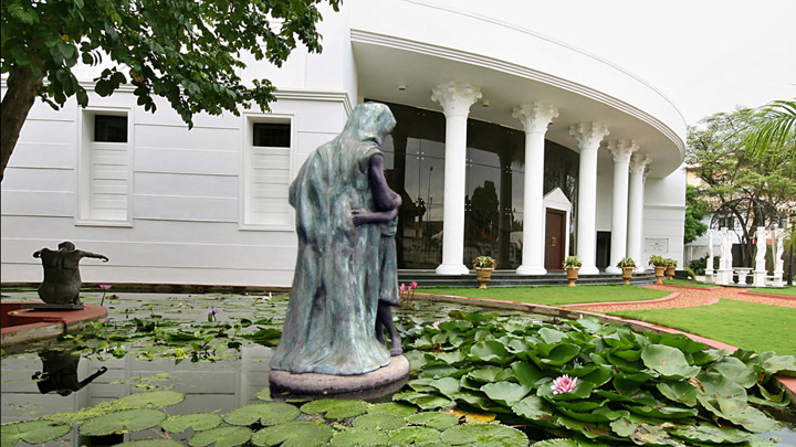 Revi Karunakaran Memorial Museum
