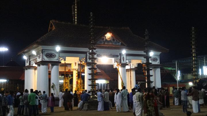 Vaikom Siva Temple