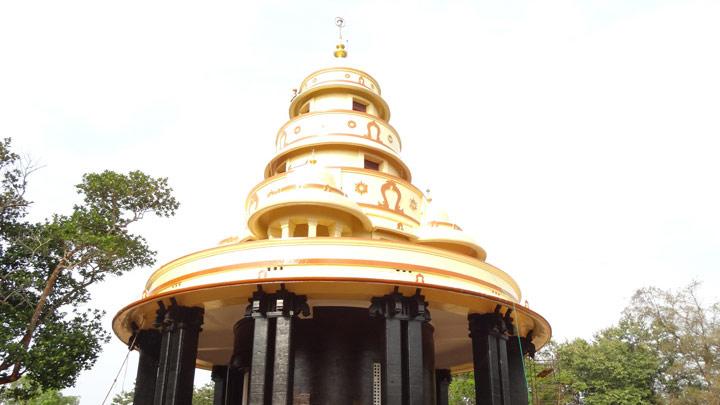 Sivagiri Mutt at Varkala