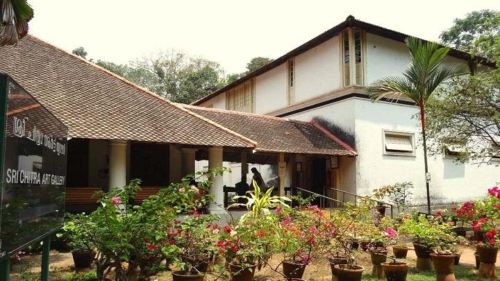 Sree Chithra Art Gallery, Napier Museum, Thiruvananthapuram
