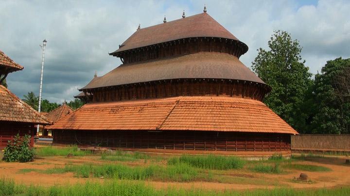 Sree Mahalingeswara Temple in Kasaragod