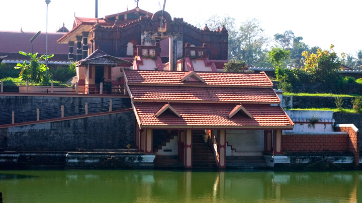 Sree Ramaswamy Temple, Thiruvangad
