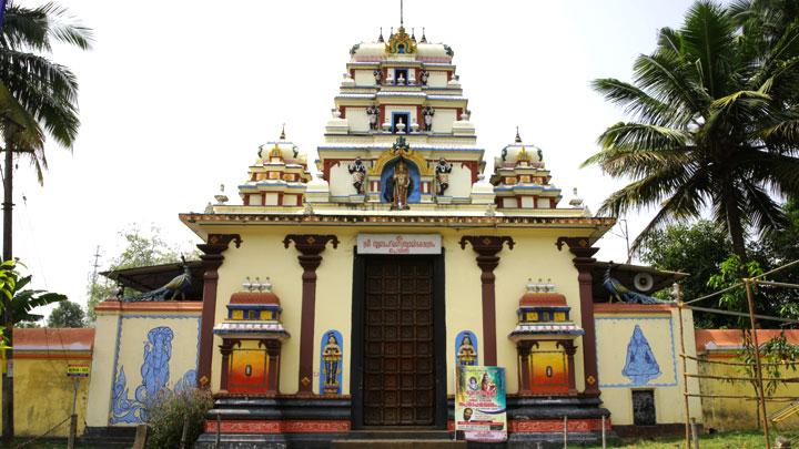 Sree Subramanya Swamy Temple, Perunna, Kottayam