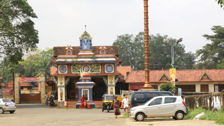 Sree Vallabha Temple, Thiruvalla
