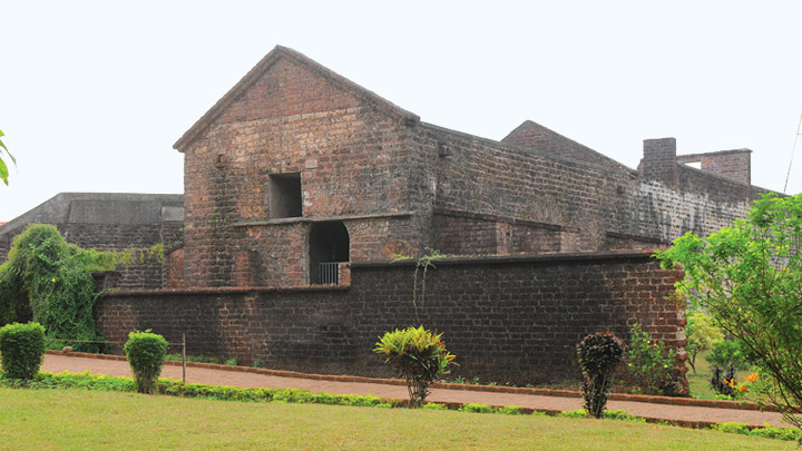 St. Angelo's Fort, Kannur