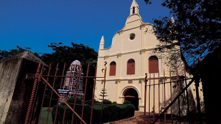 St. Francis Church, Fort Kochi, Ernakulam