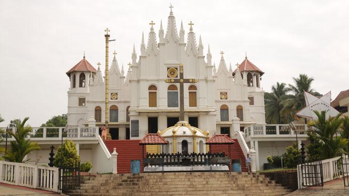 St. George's Church, Puthupalli at Kottayam