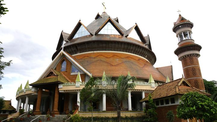 St. John's Cathedral, Thiruvalla, Pathanamthitta
