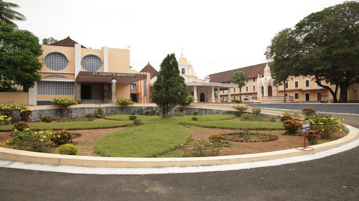 St. Joseph's Monastery, Mannanam