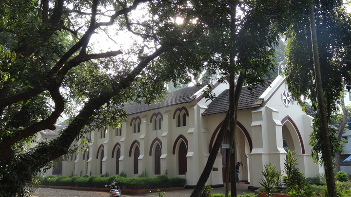 St. Mary's Church, Kozhikode, Kerala, India