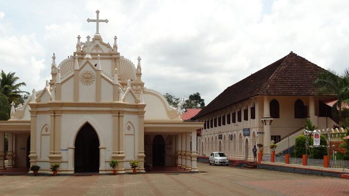 St. Mary's Church, Kudamaloor, Kottayam, Kerala