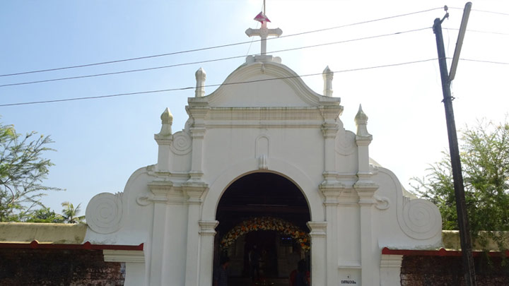 St. Mary's Orthodox Church, Cheriapalli, Kottayam