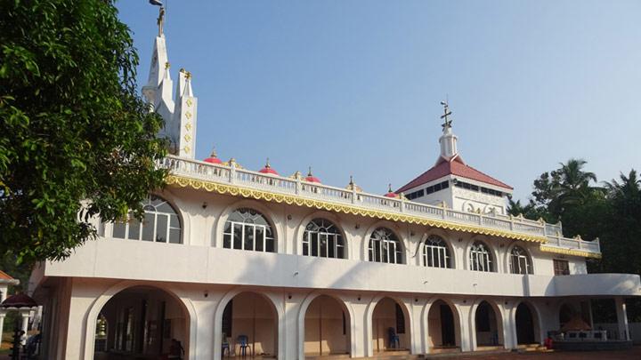 St. Mary's Orthodox Church, Kallada, Kollam