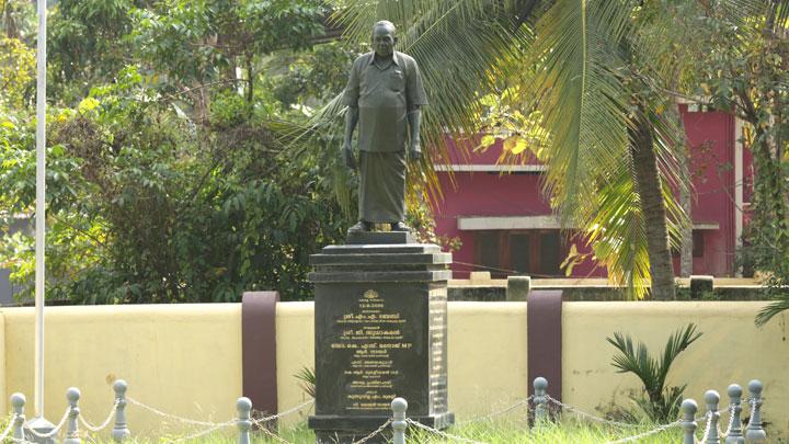Thakazhi Museum & Smritimandapam