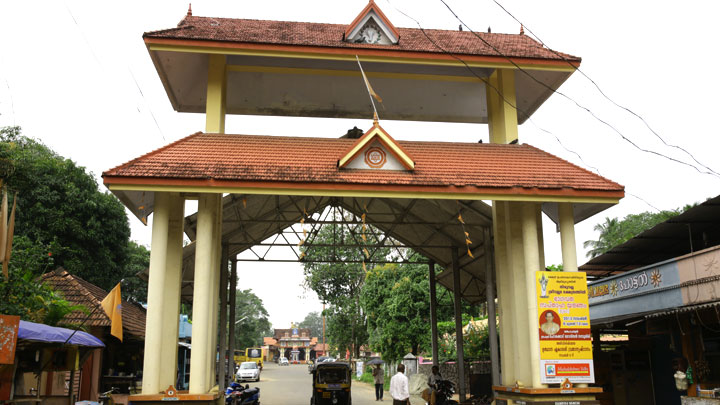 Thiruvalla - the Largest Town in Pathanamthitta