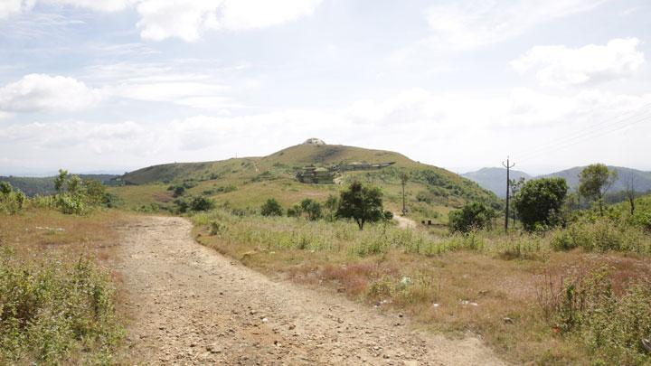 Thrissanku Hills, Peermede, Kuttikanam, Idukki