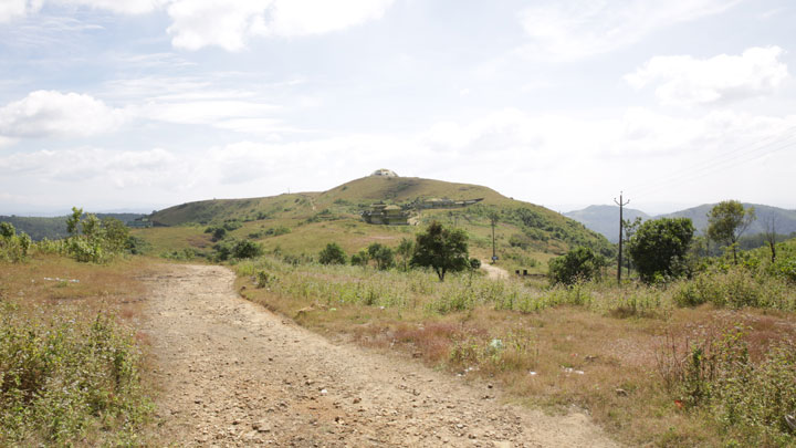 Thrissanku Hills, Idukki