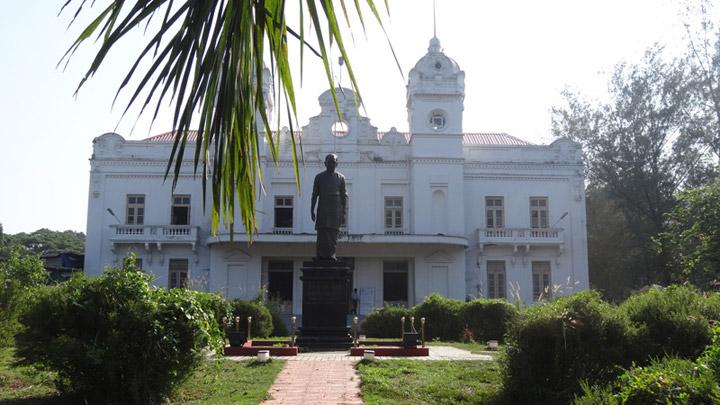 Town Hall in Thrissur